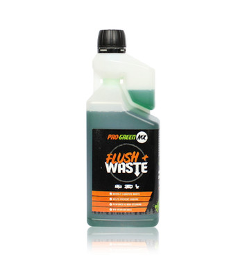 PRO GREEN MX FLUSH & WASTE FLUID
