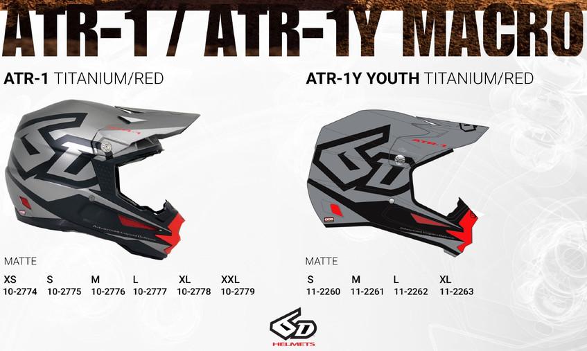 Titanium/Red