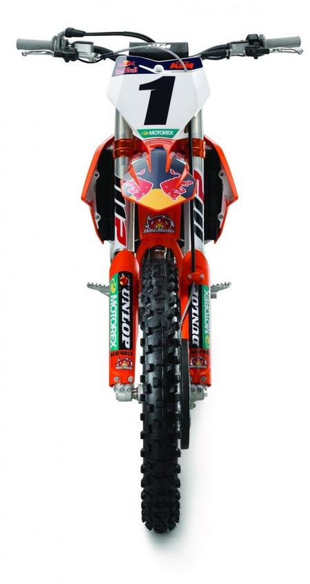 NEW KTM 450 3