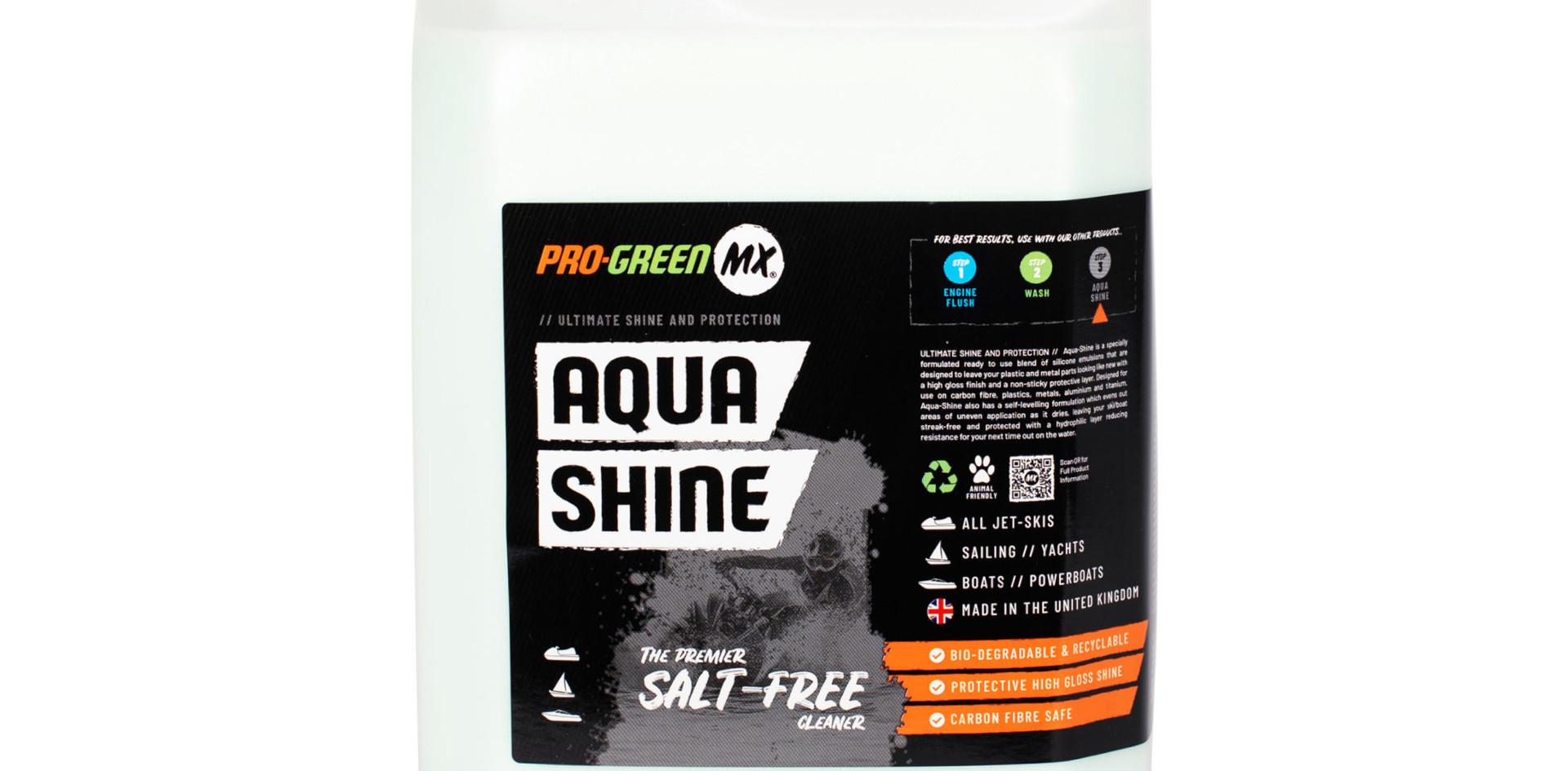 PRO GREEN MX AQUA SHINE 5LTR