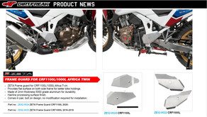 For your CRF1000 Africa Twin