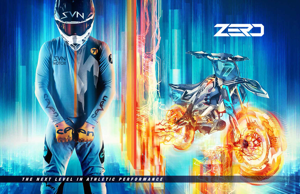Seven MX Zero