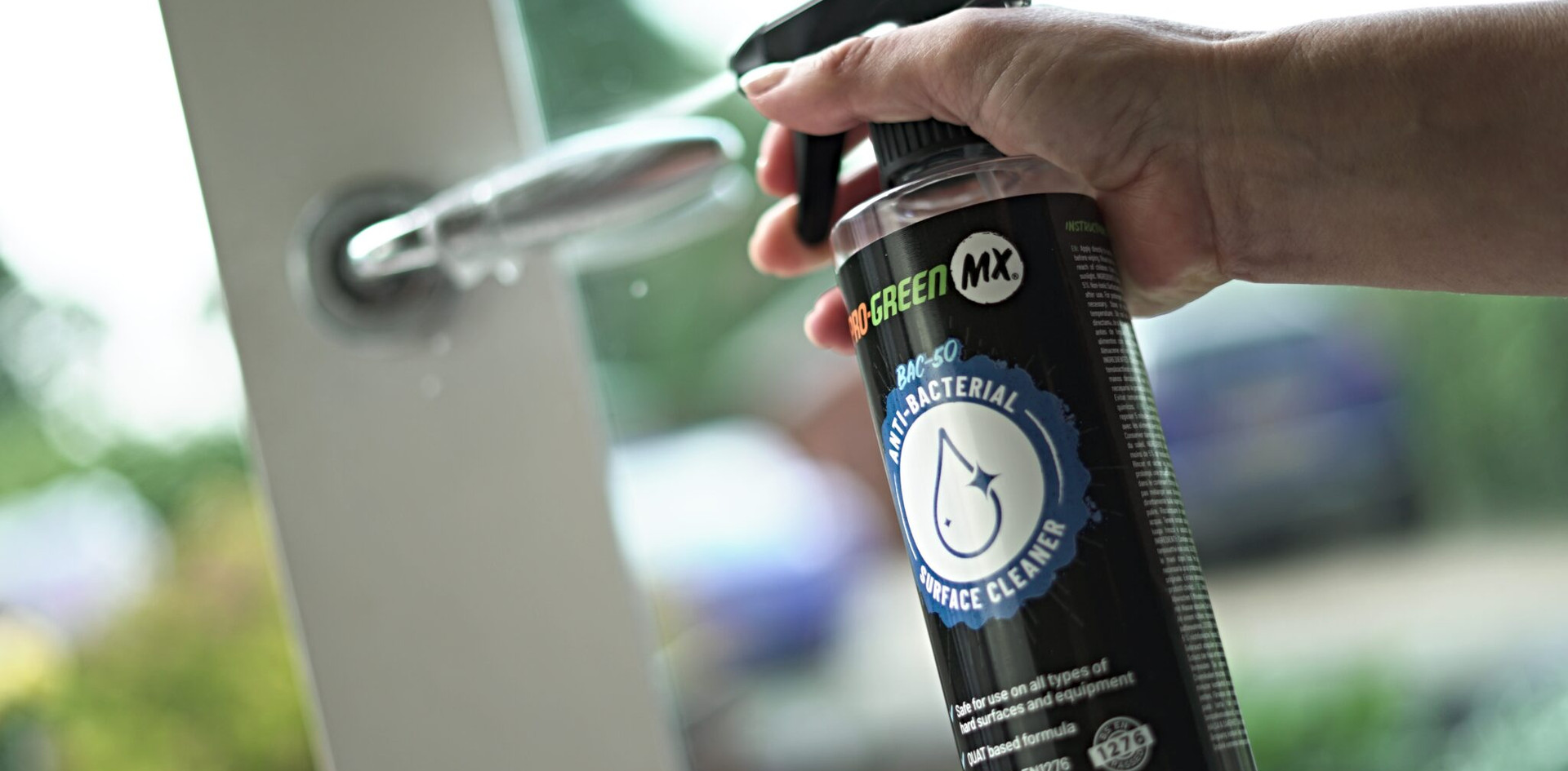 PRO GREEN MX ANTI-BACTERIAL SURFACE CLEANER