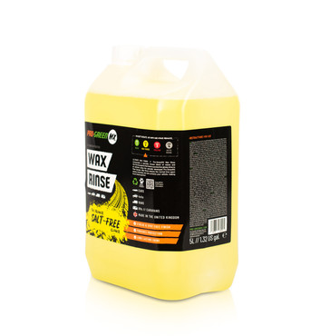 PRO GREEN 5L CONCENTRATED WAX RINSE REFILL