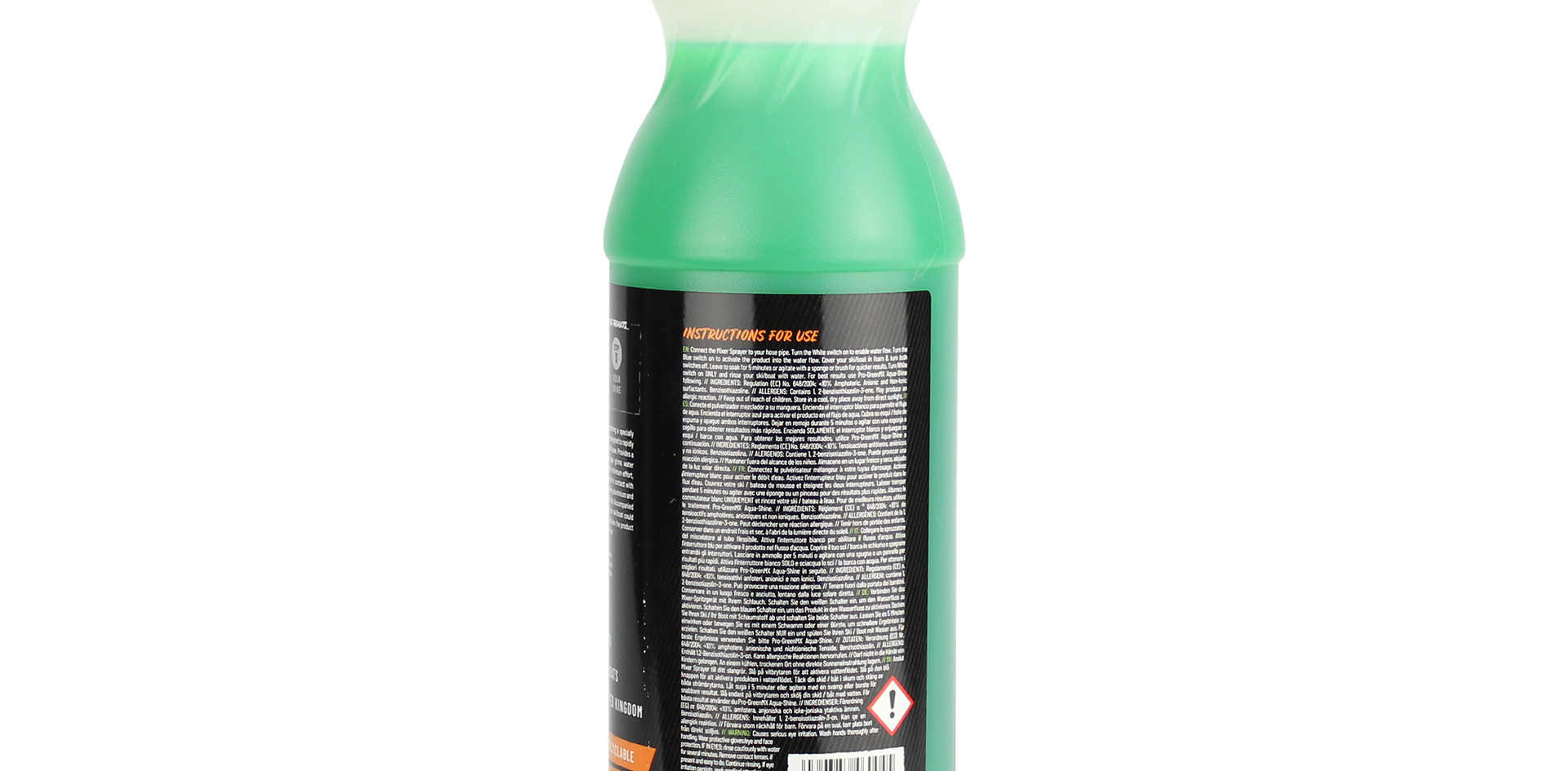 PRO GREEN MX AQUA WASH CONCENTRATED