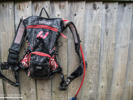 The Lab | USWE F3 PRO Hydration Pack Review