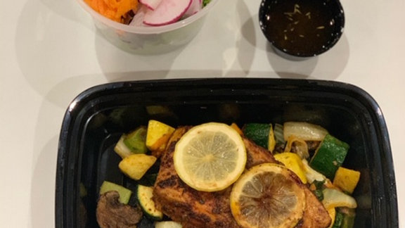 Simcha Fit Grilled Tuscany Salmon