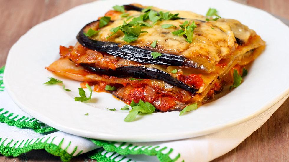 Layered Vegetable Lasagna