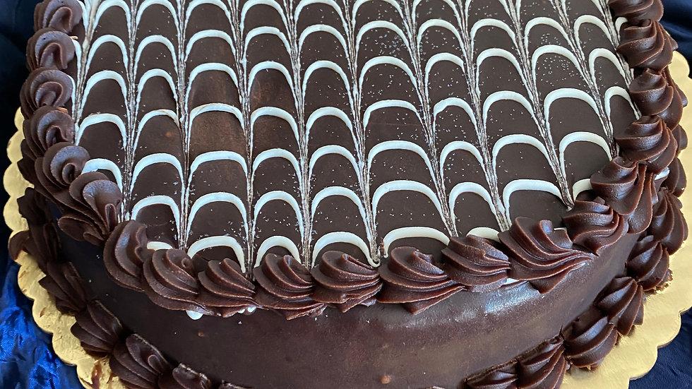 Ambrosia Cake - 10 inches