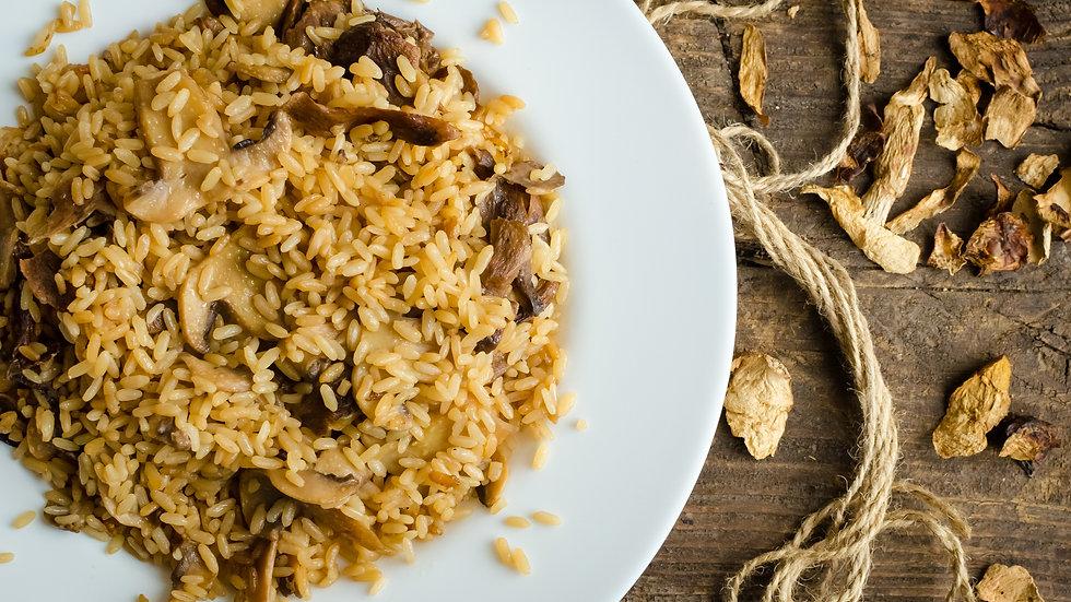Seven Herb Rice Pilaf
