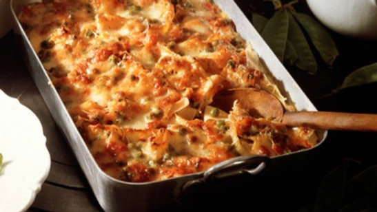 Vegetable and Cheese Lasagna