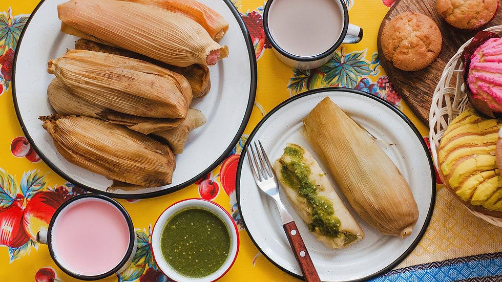1 Dozen Handmade Tamales