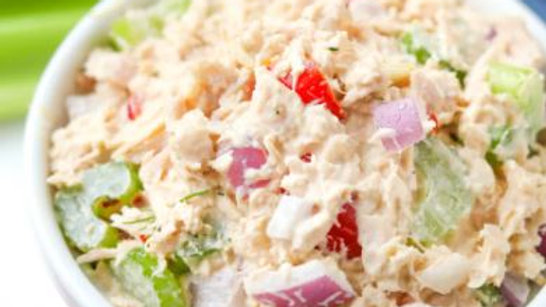 Simcha's Famous Tuna Salad by the pound