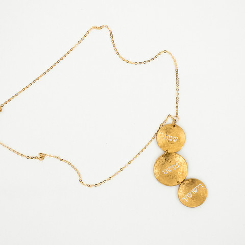 J9 – Hand made necklace  $230