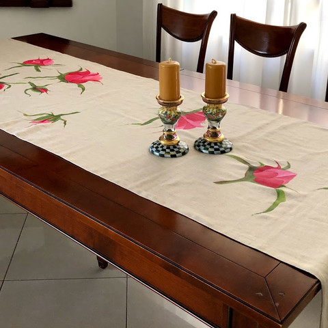 Roses Runner – one of a kind!