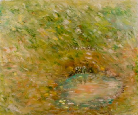 P37 - Bubbling Landscape