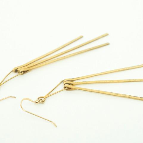 J28 – Hand made earrings  $150