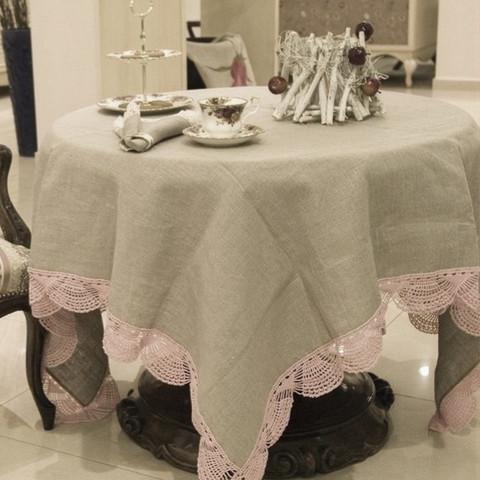 Parma Linen Tablecloth