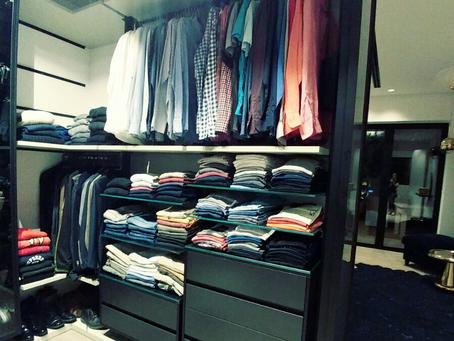 איך לסדר ארון בגדים - 6 טיפים שיעזרו לכם במשימה