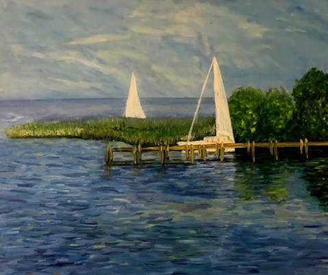 P4– Boats in the Ocean