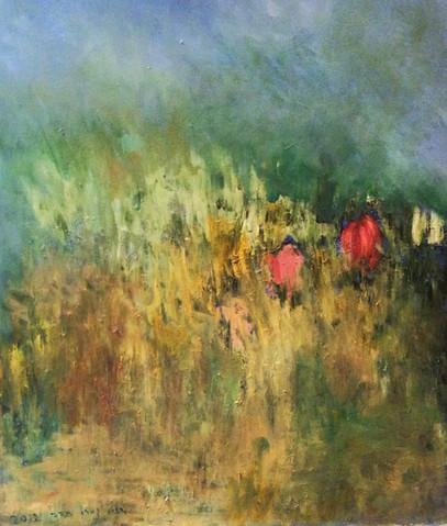 P15 – Budding Flowers