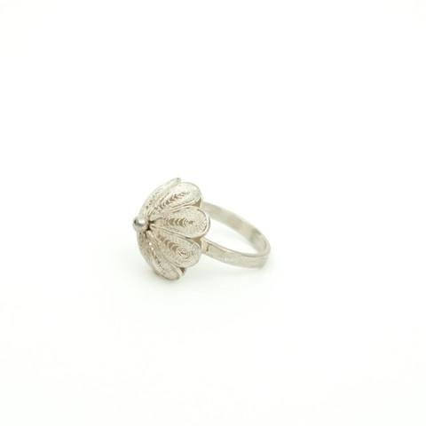 J32 – Hand made filigree ring  $260
