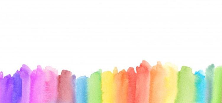watercolor-rainbow-border-painted-rainbo