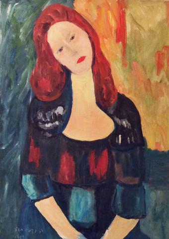 P17 – Modigliani's Love