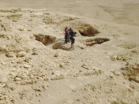 פגיעה באתרי מורשת וארכיאולוגיה