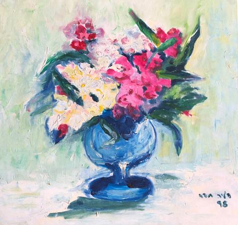 P56 – Flowers in Vase