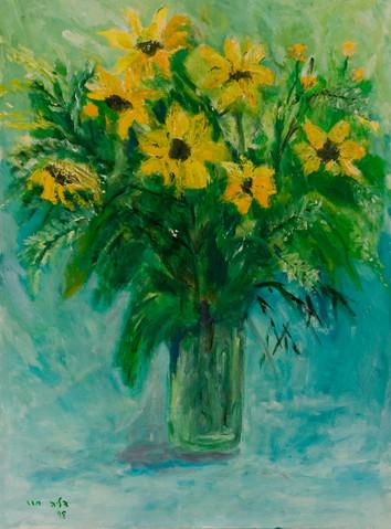 P35 - Sunflowers