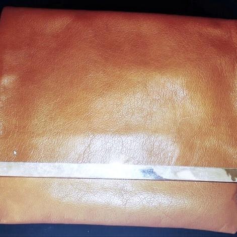 leather tallit bag -TA9