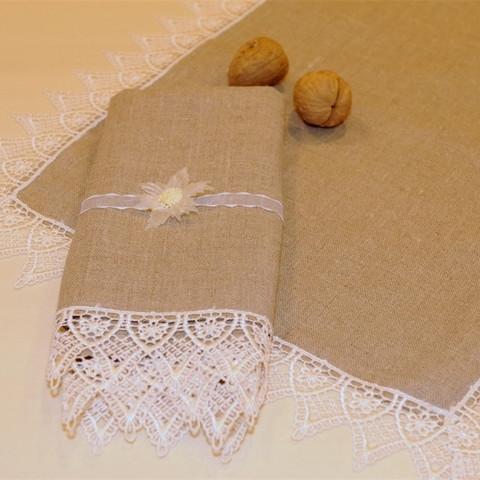 Linen Placemats & Serviettes