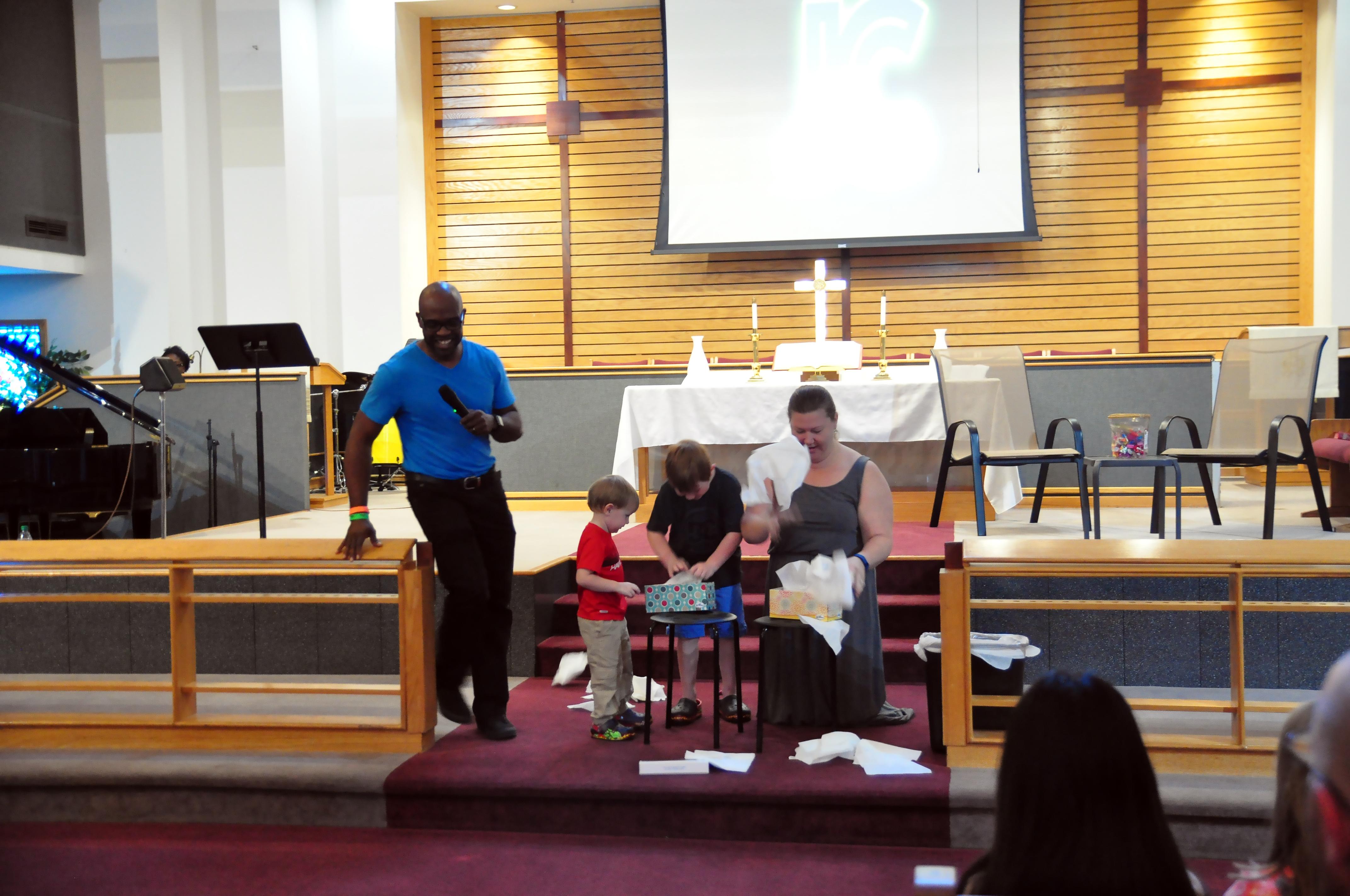 JC Service April 10