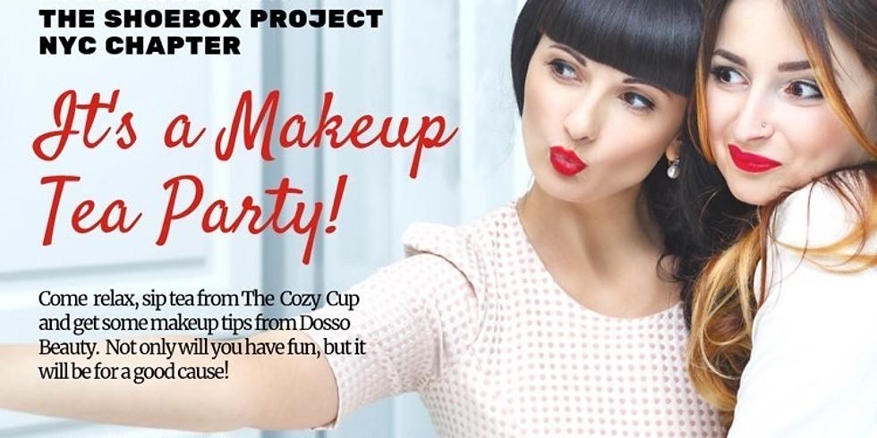 Its A MakeUp Tea Party