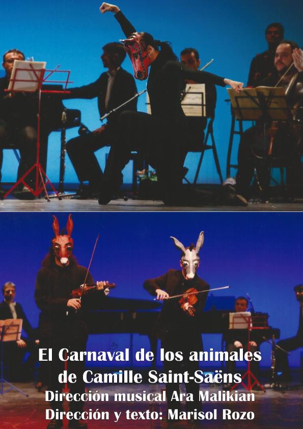 EL CARNIVAL DE LOS ANIMALES