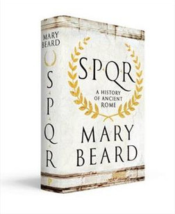 Mary Beard on Ancient Rome - a joy to research the hundreds of memorable images