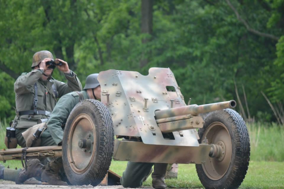 37mm Pak 36 L/45