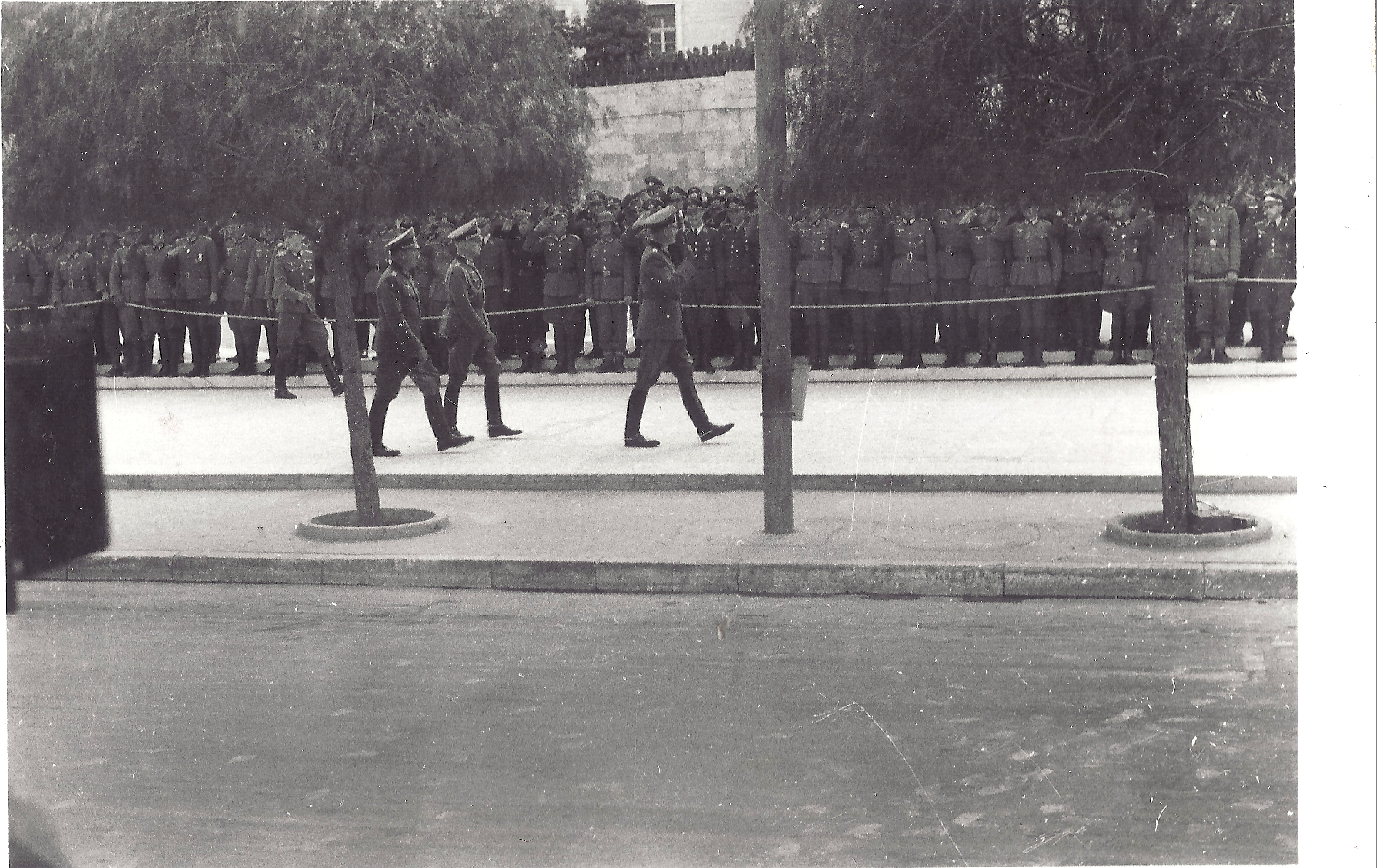 Victory Parade, Athens
