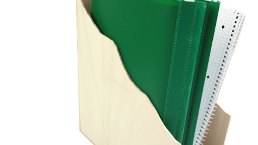 """Diy-Werkbox Mini Sammelordner selber bauen"""""""
