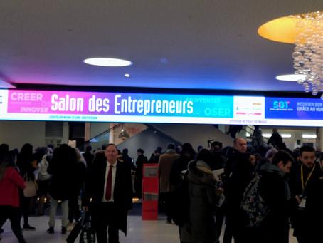 Retour sur le Salon des entrepreneurs 2019