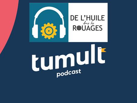 Tumult, l'application qui met de l'huile dans les rouages entre les podcasteurs et leurs auditeurs