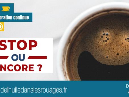 Cafés de l'amélioration continue, stop ou encore ?