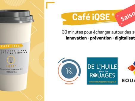 Retour sur les cafés iQSE® du printemps 2021