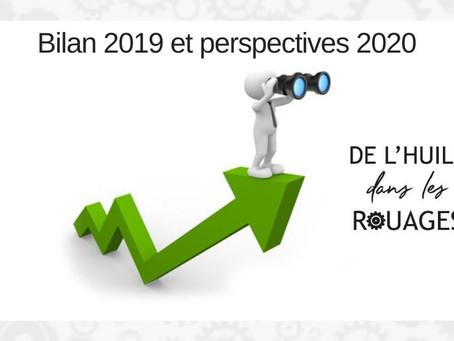 Bilan 2019 et perspectives 2020 pour De l'huile dans les rouages