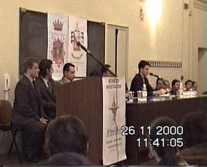 University of Bologna 2000