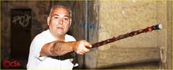 Grand Master Flavio Olivares