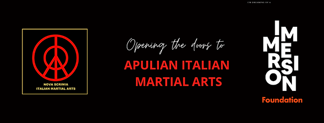 SECRETS OF APULIAN ITALIAN MARTIAL ARTS