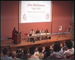 University of Bologna 2001