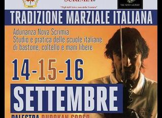 Nova Scrimia Adunanza 2018 - Sardinia - Italy